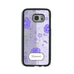 Purple Rose - 2D Clip Case - Ai Printing