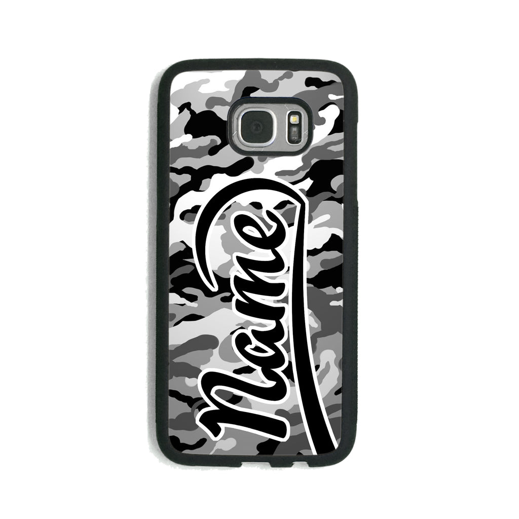 3f48154456a ... Grey Camouflage Print - 2D Clip Case - Ai Printing ...