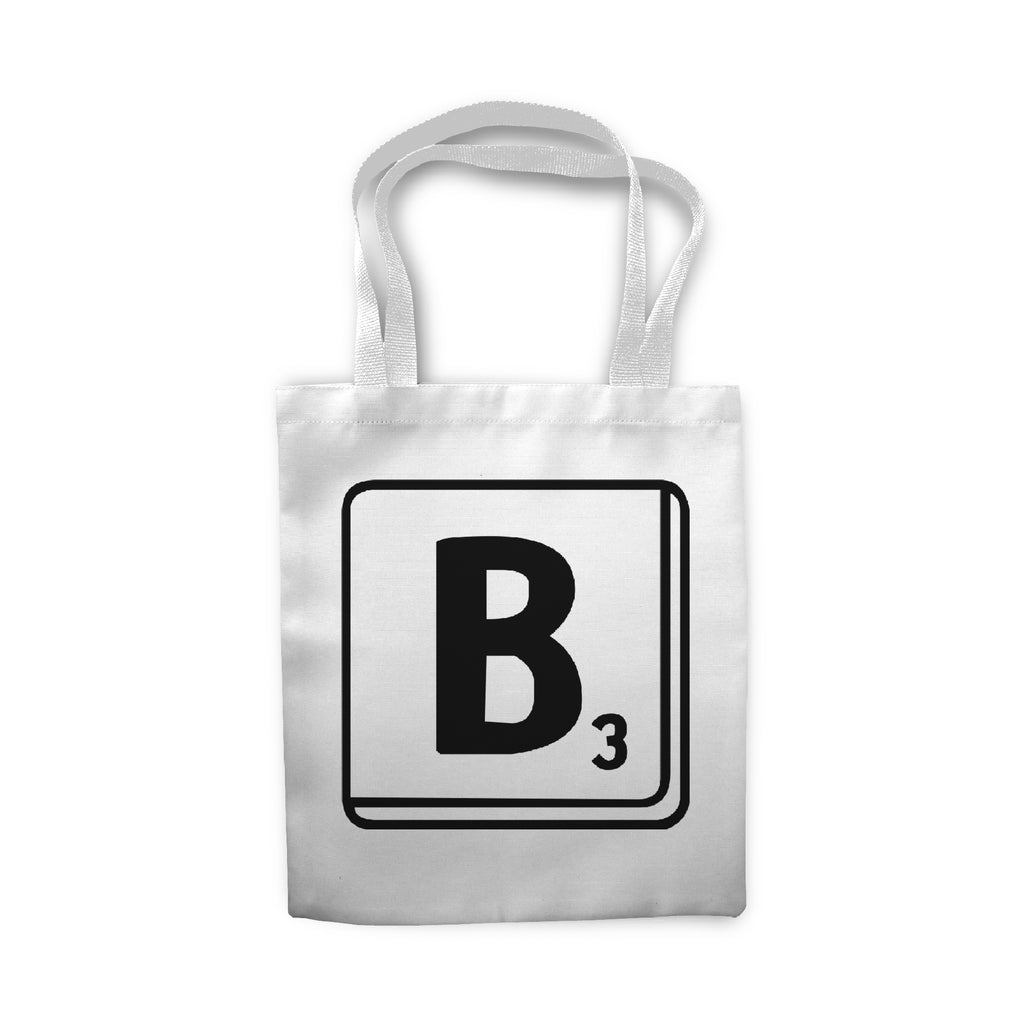 Scrabble - Tote Bag - Ai Printing