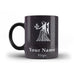 Zodiac Virgo - Personalised Mug - Magic - Ai Printing