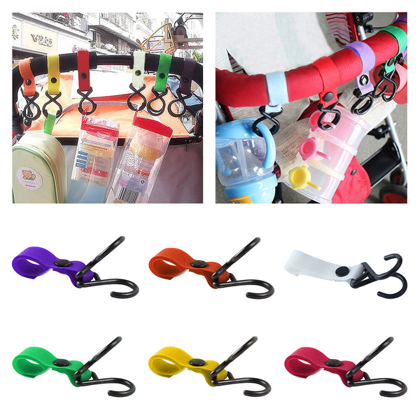 Colorful Hook for Baby Stroller