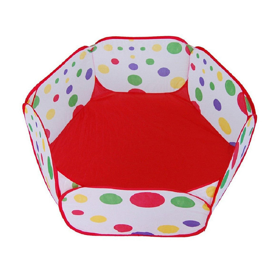 Hexagon Ball Play Pool Tent