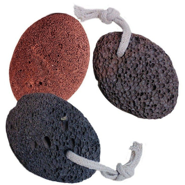 Pumice Rock - Our Natural Lava Scrub - FeetyWeety