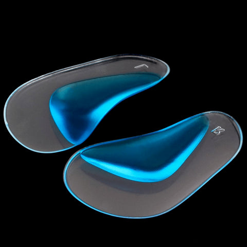 Junior Orthotic Gel Correction Insoles for Flat Feet - FeetyWeety