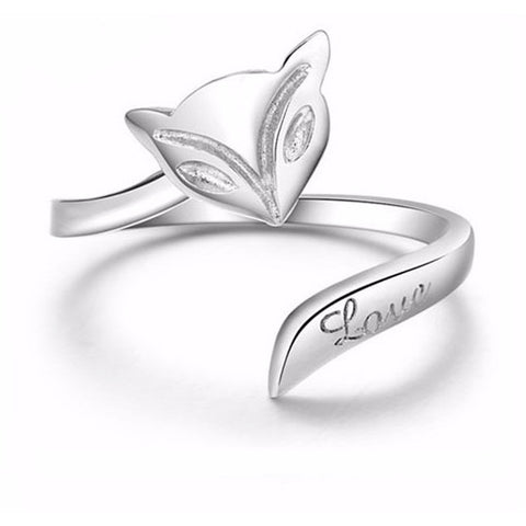 Sterling Silver Seductive Vixen Toe Ring - 925 - FeetyWeety