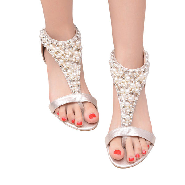 Treat Your FeetyWeety Sandals