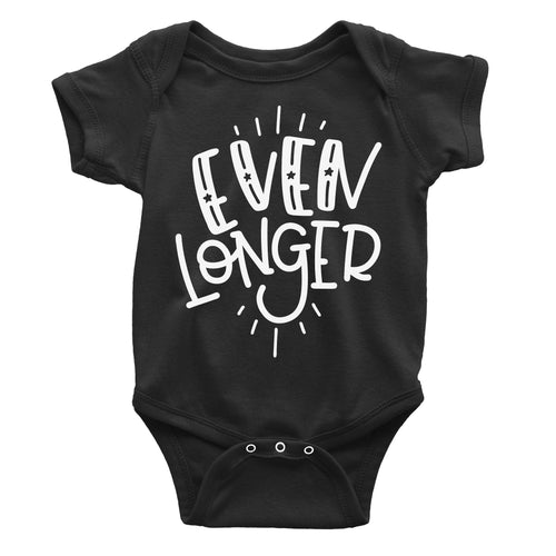 Even longer infant onesie
