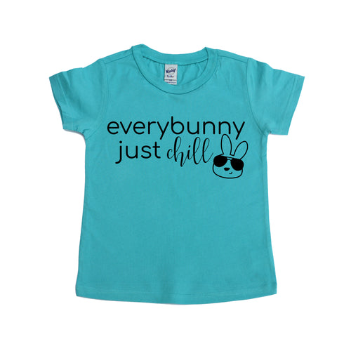 Everybunny Just Chill Tee