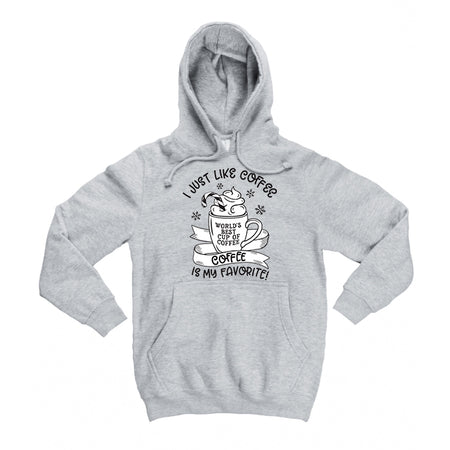 I Just Like Hot Chocolate Kids Fleece Pullover