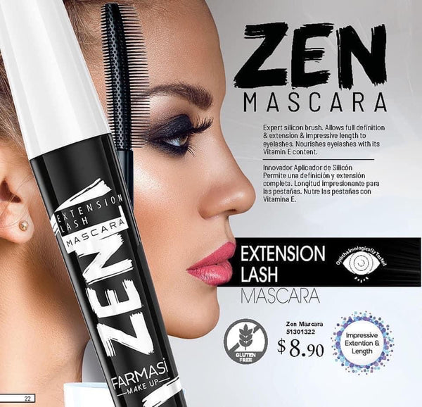 BEST SELLING Zen Mascara