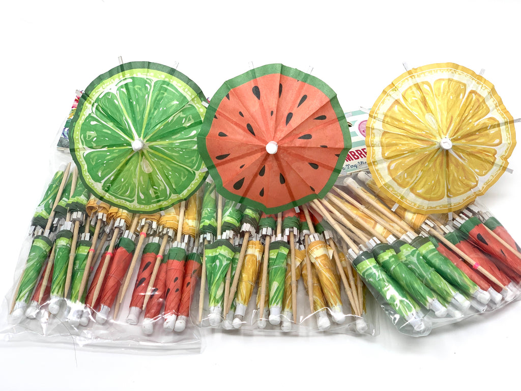 Fruit Salad Variety Pack - The Tiny Umbrella