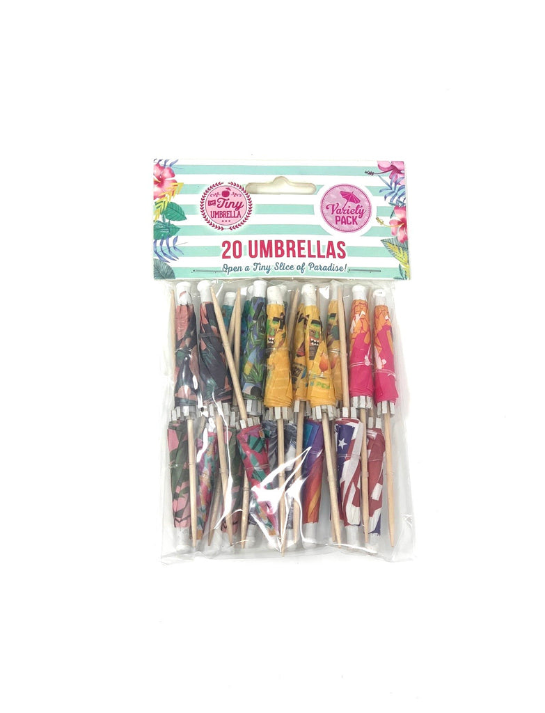 Tiny Umbrella Variety Pack - The Tiny Umbrella