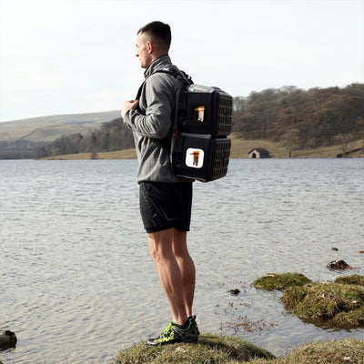 The Ultimate Cycling Backpack and Cycling Kit Bag