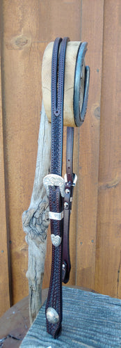 Headstall - HSE09 - 5/8