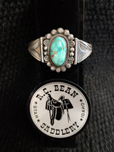 Jewelry - J93 - Leon Martinez Turquoise Sterling Cuff