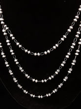 Jewelry - J24 Six Feet of Sterling Silver Beads w/Spacers