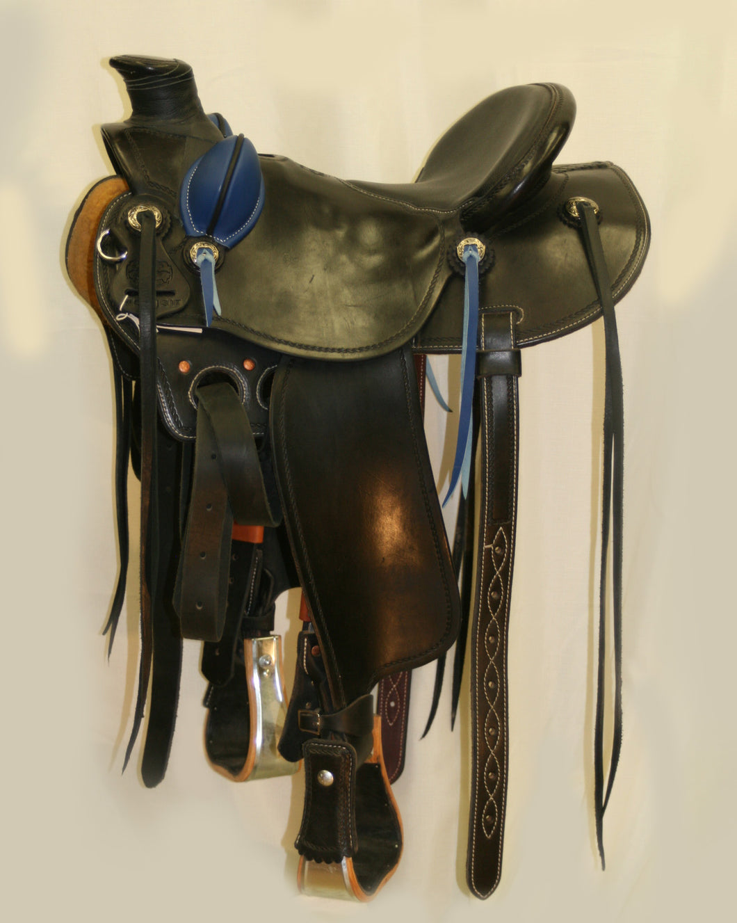 Saddle - S38 McCall McLite Lady Wade    Ranch/Trail    16