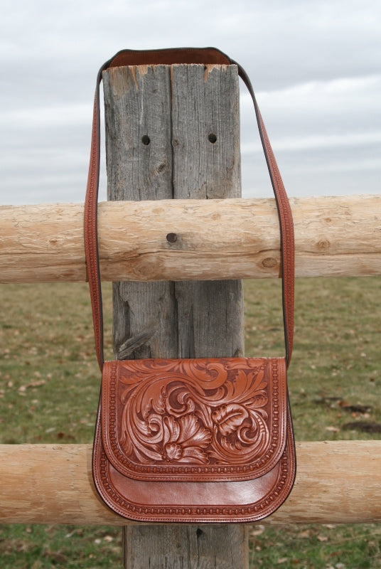 Purse - PU7 Brown Sierra Way