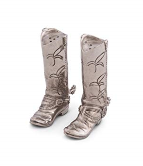 GIFT - GT9 Vagabond Riding Boot Salt/Pepper Shaker