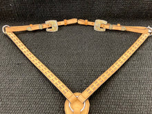 Breast Collar - BC23 - Dale Chavez w/ Buckstitch