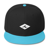 sallgüd Diamond-Wave Wool Blend Snapback