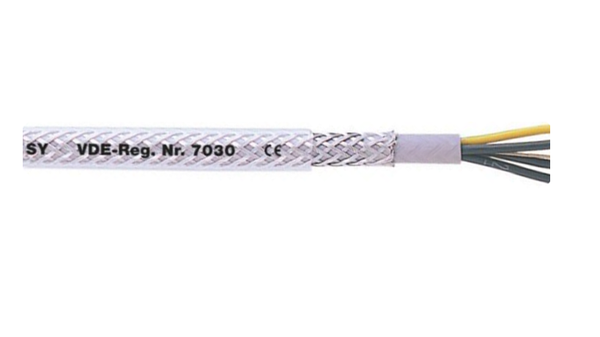 Lapp Cable, Lapp SY Cable - Number Coded SY JZ Cable , - onclickcables.com