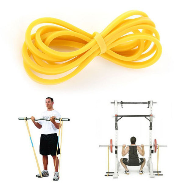 Elastic Latex Loop Fitness Resistance Band - Ready Set GO Sports sporting goods