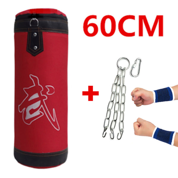 60cm Age 5-16 Years Old Empty punching Sandbag! - Ready Set GO Sports sporting goods