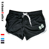 Summer Brand Mens Jogger Sporting Shorts