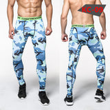 Mens Joggers Camouflage Compression Pants - Ready Set GO Sports sporting goods