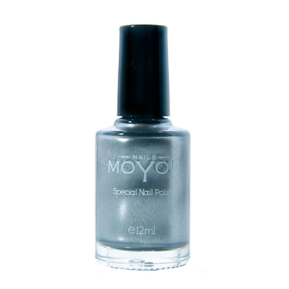 Mettalic Collection Nail Polish - MoYou Nail Fashion