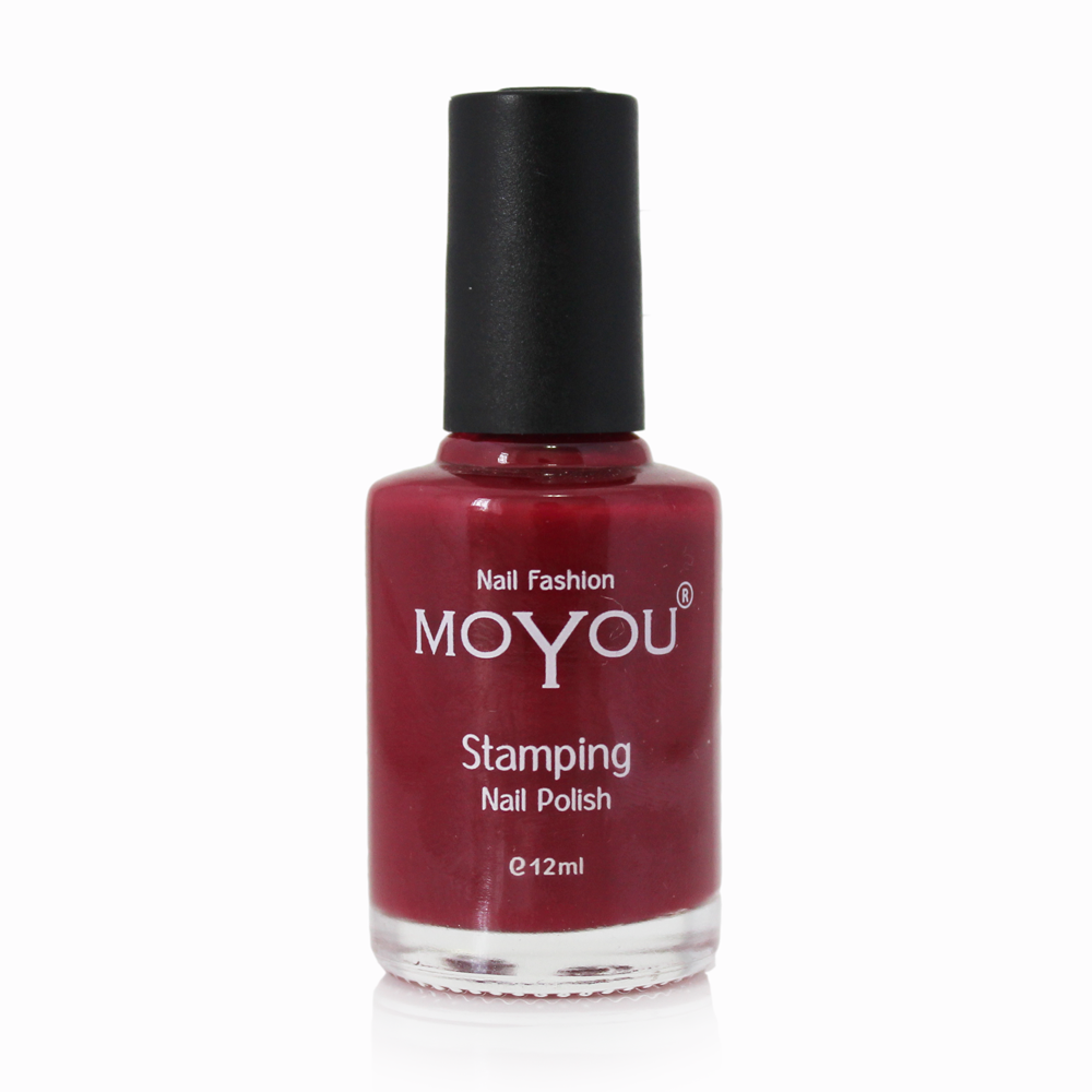 Chestnut Road Stamping Nail Polish- MoYou Nail Fashion