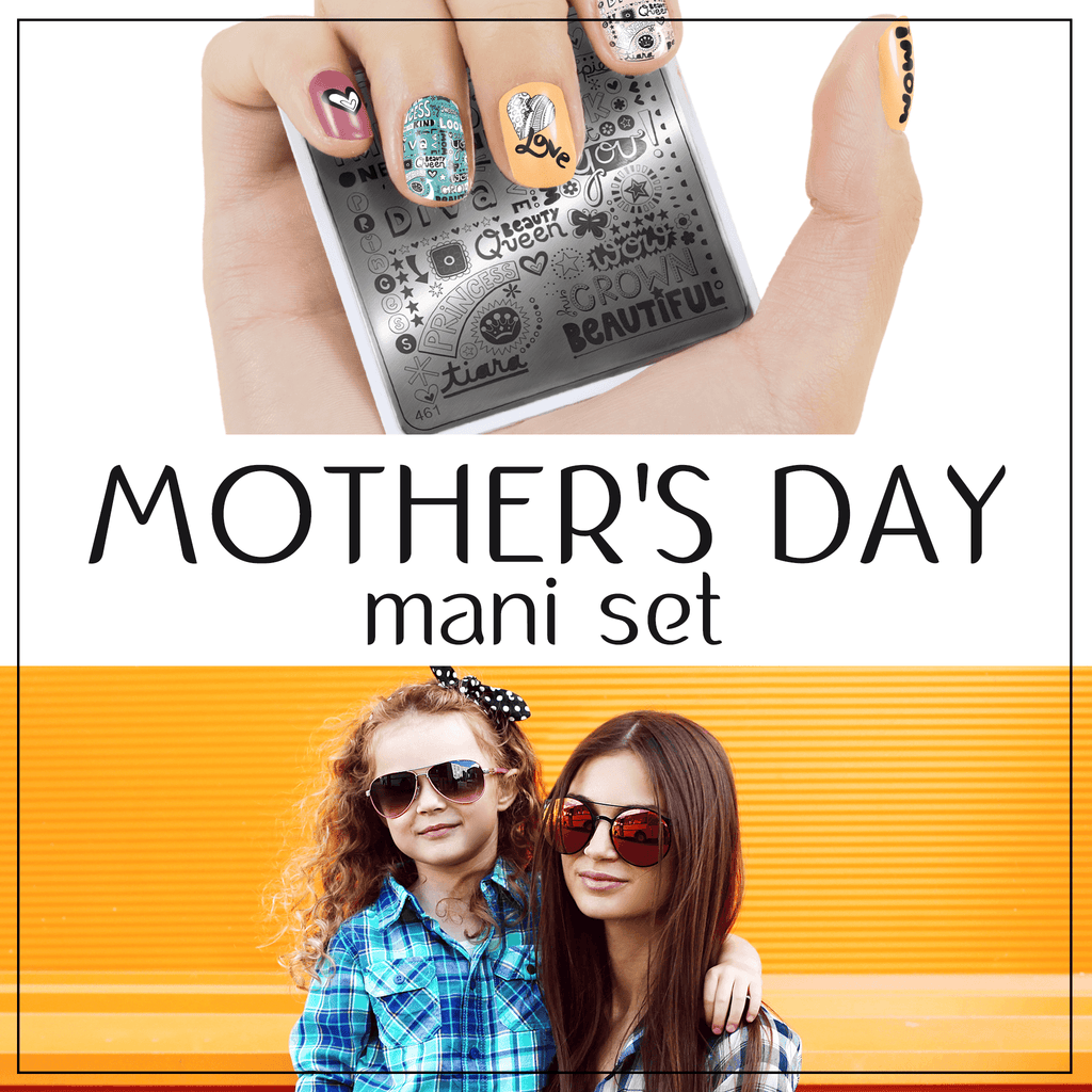 Mother's Day Style Mani Set