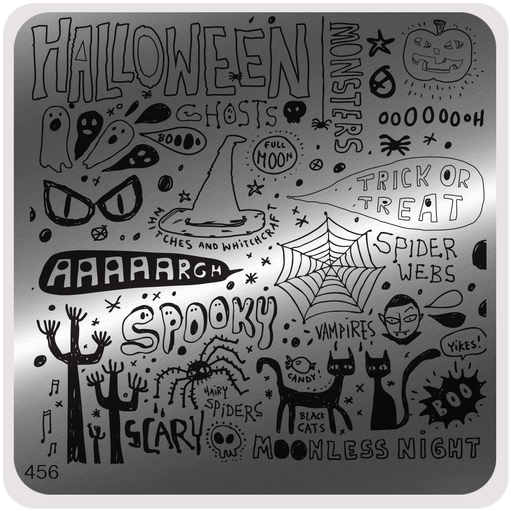 Halloween Night Bundle - MoYou Nail Fashion