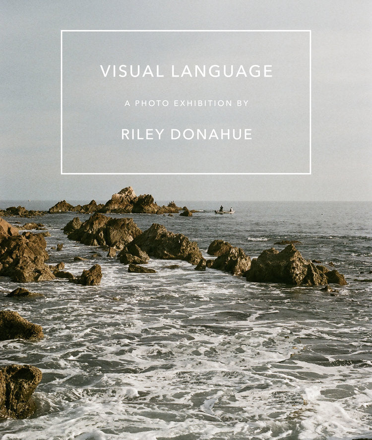 Visual Language by Riley Donahue