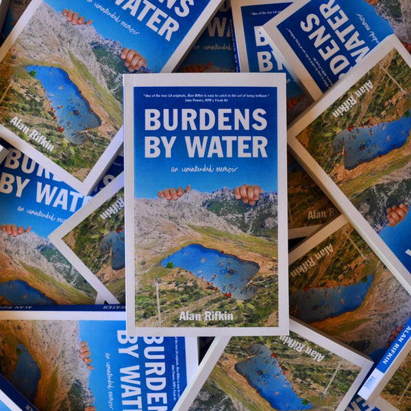 Brown Paper Press - Burden by Water