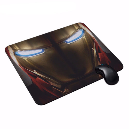 Iron Man Mouse Pad - Superhero Spinners