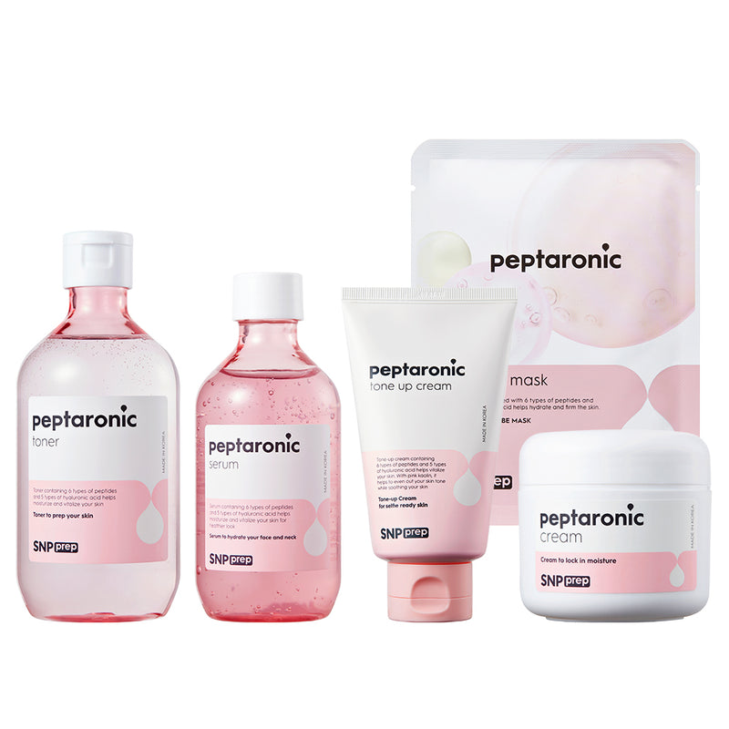 PREP - Peptaronic Skin Care Set