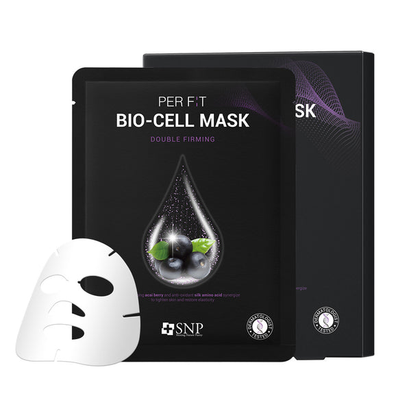 PER F:T BIO-CELL Sheet Mask Double Firming (5 Sheets)