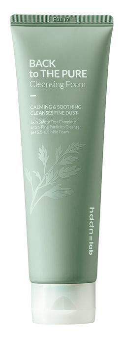 Hddn=lab Back to the Pure Cleansing Foam - 130ml