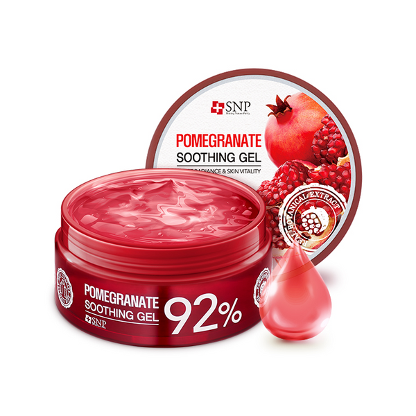 92% Pomegranate Soothing Gel - 300g