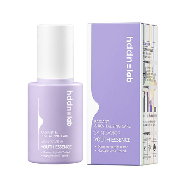 Hddn=lab Skin Savior Youth Essence (30ml)