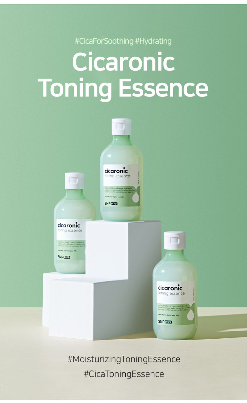 PREP - Cicaronic Toning Essence (220ml)