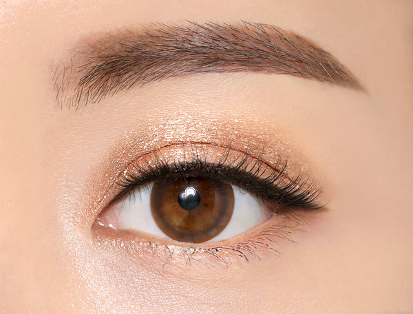 Sassy Glam Eye Glitter - Flash Bronze