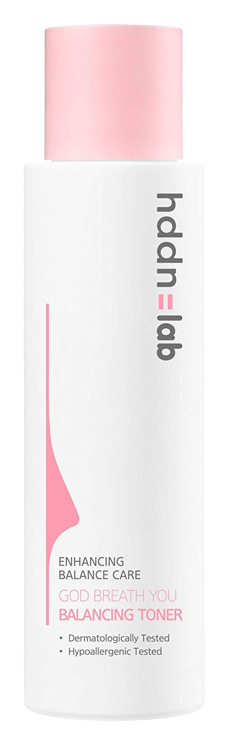 Hddn=lab God Breath You Balancing Toner (130ml)