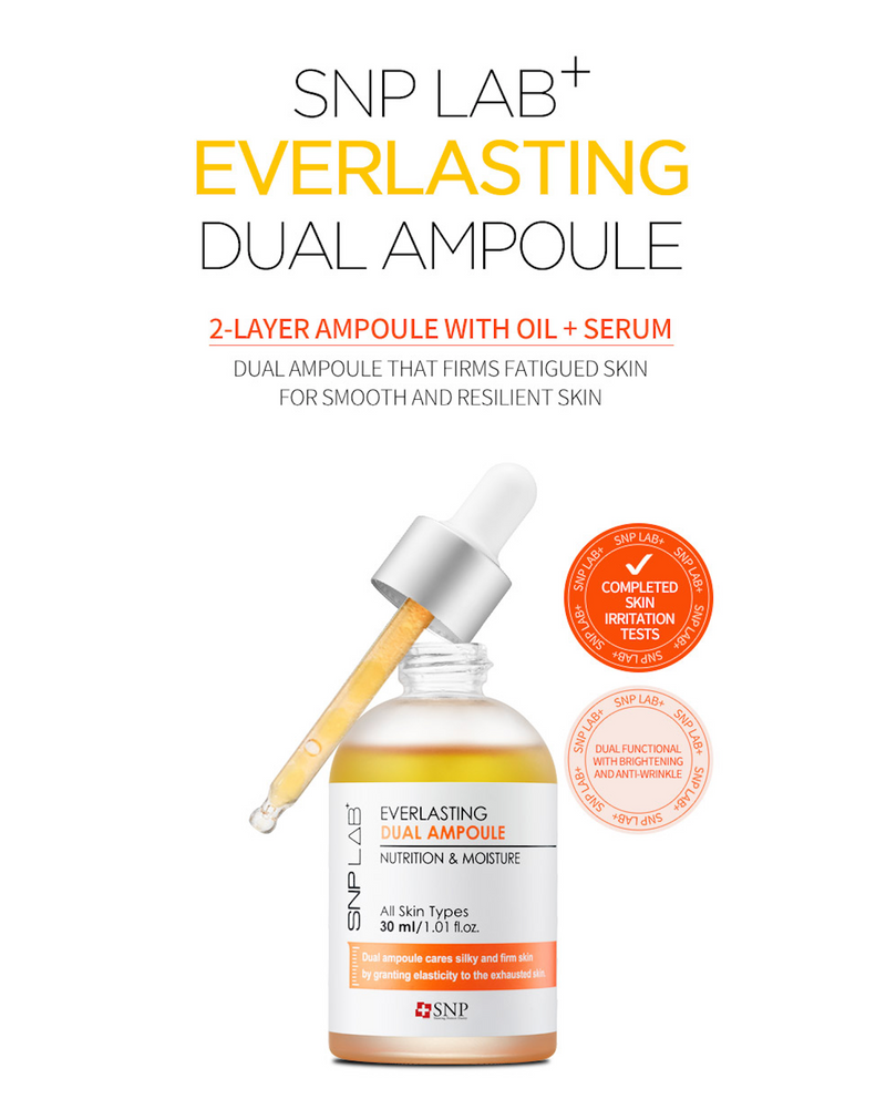 LAB+ Everlasting Dual Ampoule (30ml)