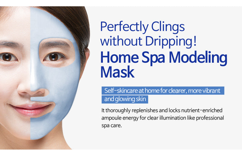 Bird's Nest Ampoule Modeling Mask (Makes 4 Masks)