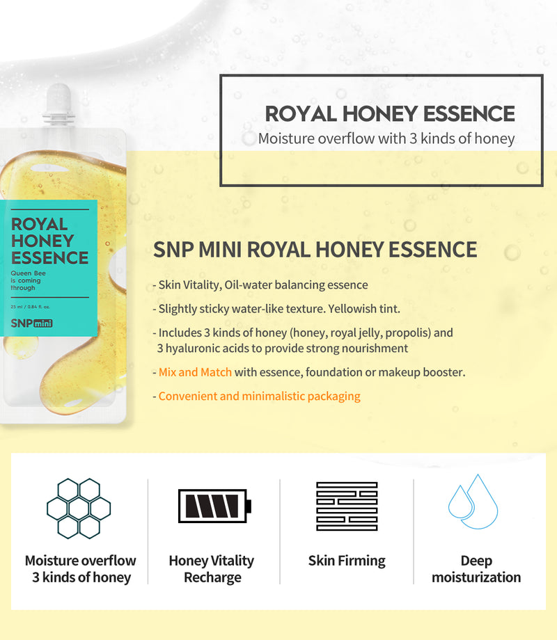 mini - Royal Honey Essence (25ml per Pack)