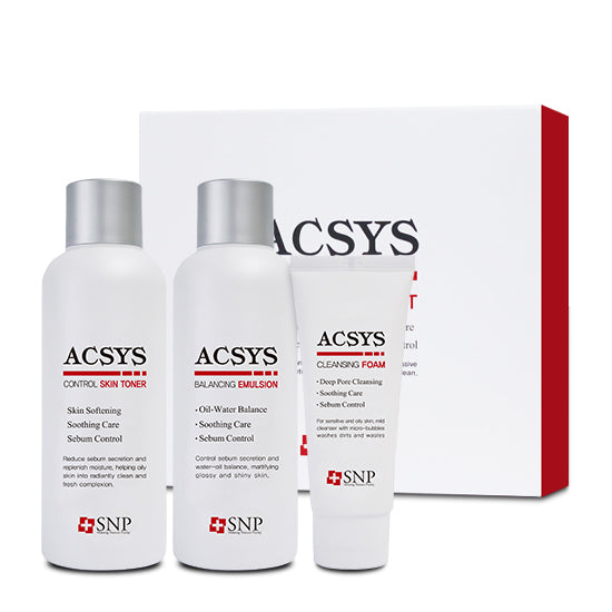 ACSYS 2 Set + Cleansing Foam (Gift)