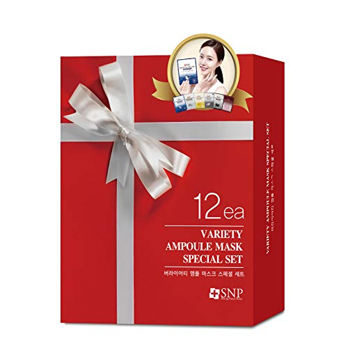 Variety Ampoule Mask Special Set - 6 Kinds